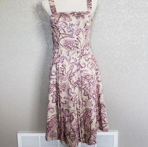 Loft strap dress